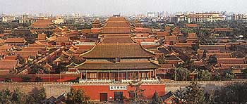 Beijing Palace Architecture